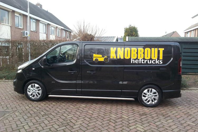bus knobbout heftrucks