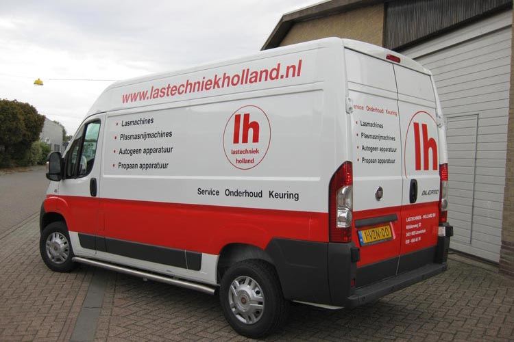 bus lastechniek holland