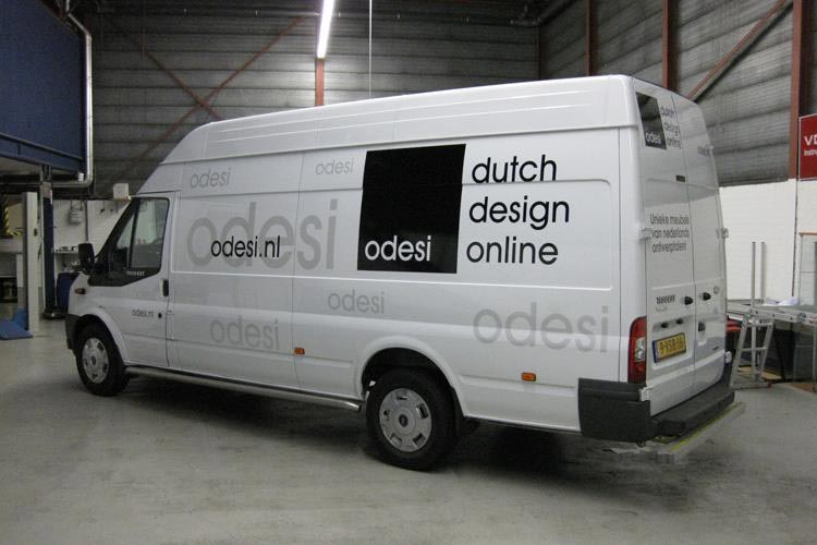 bus odesi dutch design